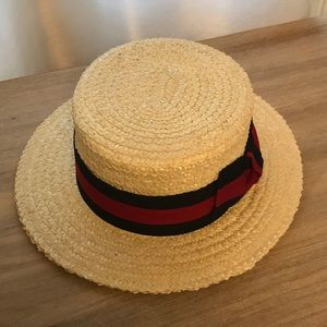 NWT Scala Men's Straw Hat
